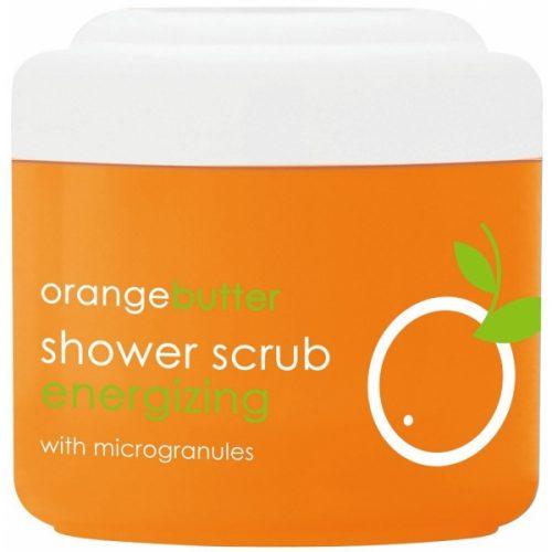gel exfoliante manteja de naranja - ziaja