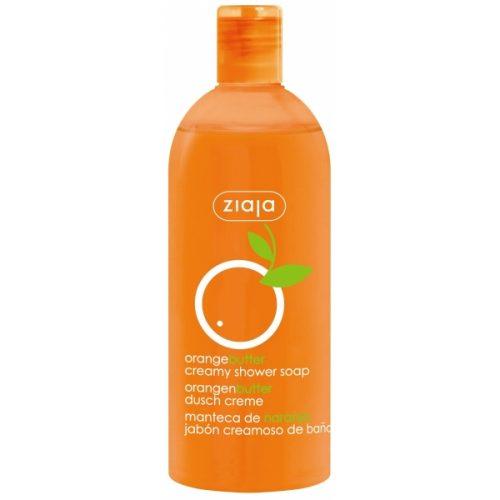 jabon de baño con manteca de naranja – ziaja