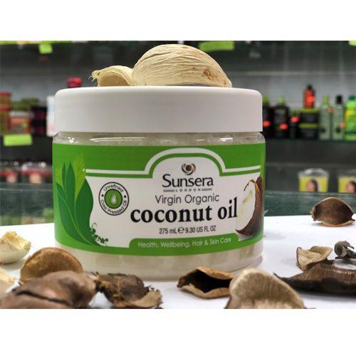 sunsera coconut oil