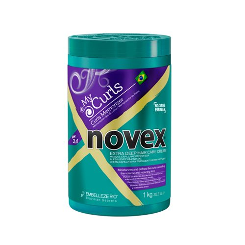 novex crema para tratamiento ultra-profundo
