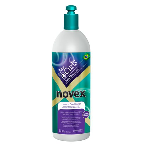 novex my curls leave in conditioner 500g